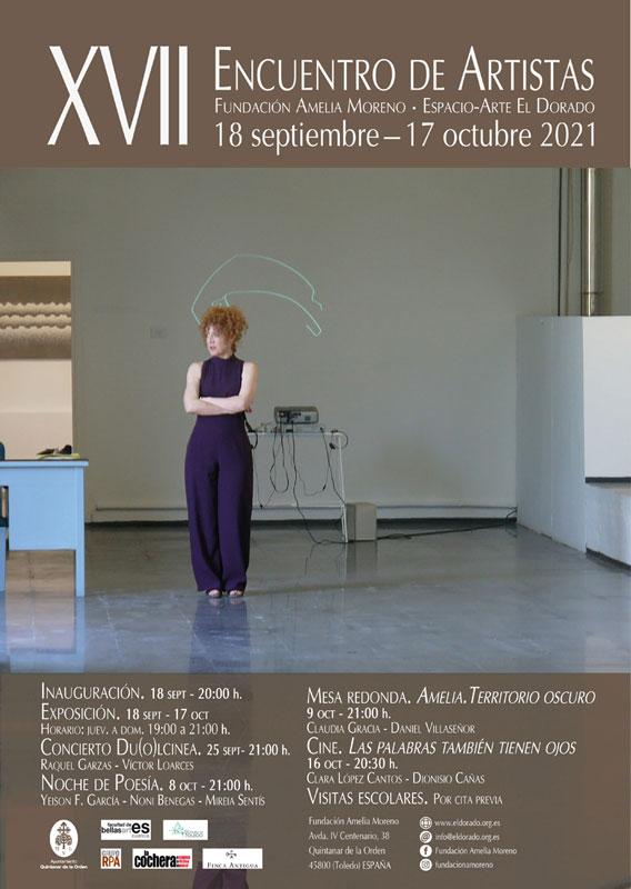 Catel Encuentro XVII de Artistas Fundación Amelia Moreno